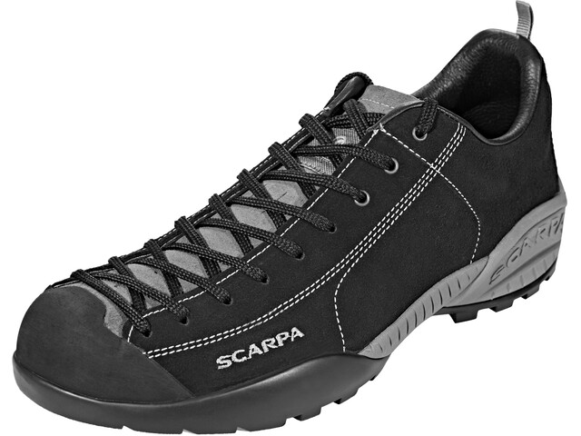 Scarpa Mojito Leather Shoes Unisex black